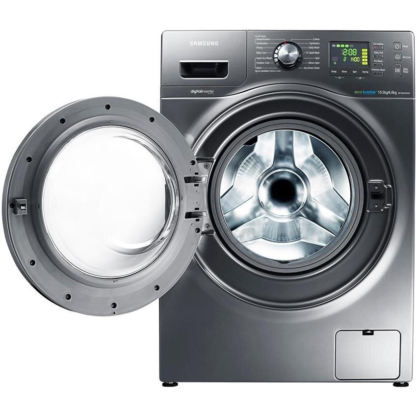 Có nên mua máy giặt sấy inverter Samsung WD106U4SAGD 10,5kg ?