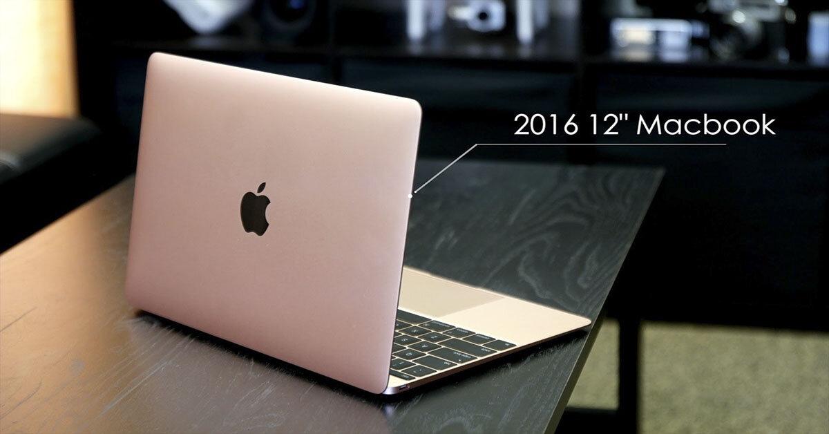 Có nên mua máy tính Macbook hay không ?