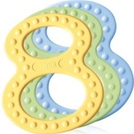 Có nên mua Miếng cắn răng hình số 8 Nuk 256227 cho bé không?
