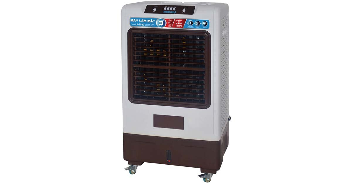 Có nên mua quạt điều hòa không khí Asanzo A-7500 không?