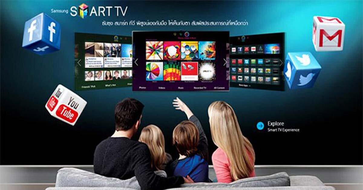 Có nên mua smart tivi Samsung không?