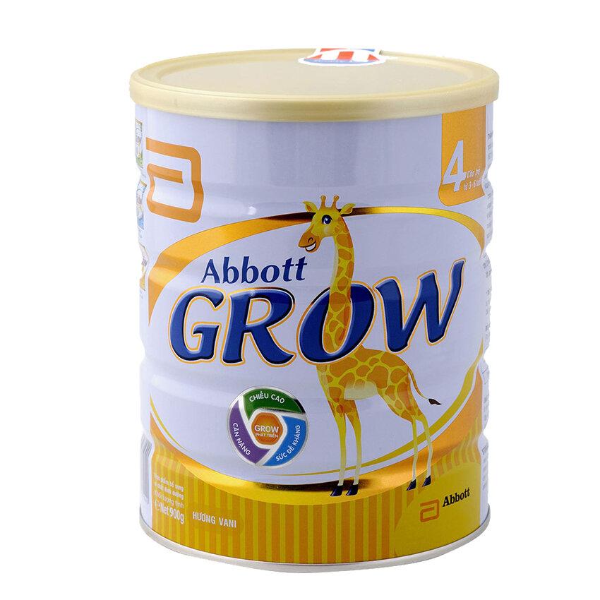 Có nên mua sữa bột Abbott Grow cho bé không?