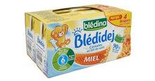 Có nên mua sữa bột pha sẵn Bledina cho trẻ uống không ?