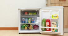Có nên mua tủ lạnh Aqua mini 50 lít AQR-55AR không ? Giá bao nhiêu ?