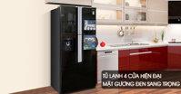 Có nên mua tủ lạnh Hitachi FW690PGV7X không?