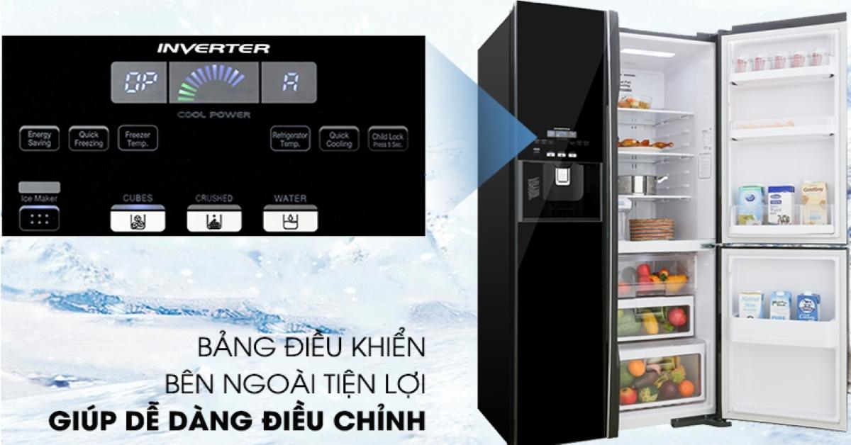Có nên mua tủ lạnh Hitachi Inverter 584 lít R-FM800GPGV2 không? Vì sao?