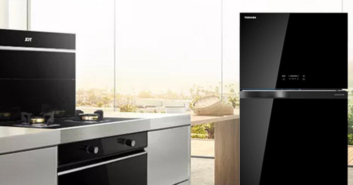 Có nên mua tủ lạnh Toshiba Dual Inverter thế hệ mới không ?