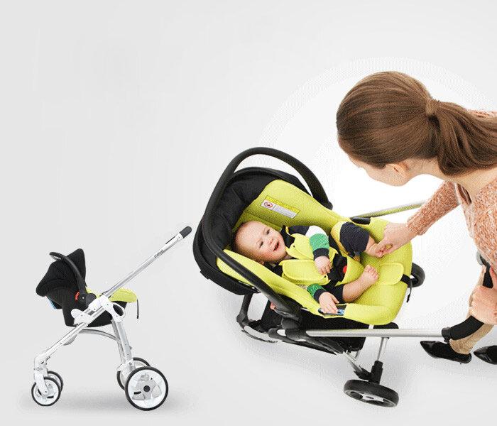 Có nên mua xe đẩy trẻ em cho con không?