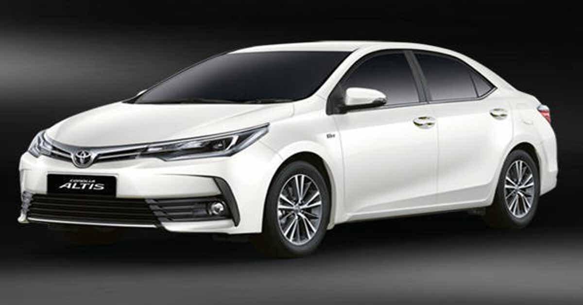 Có nên mua xe ô tô Toyota Corolla Altis 2018 không?