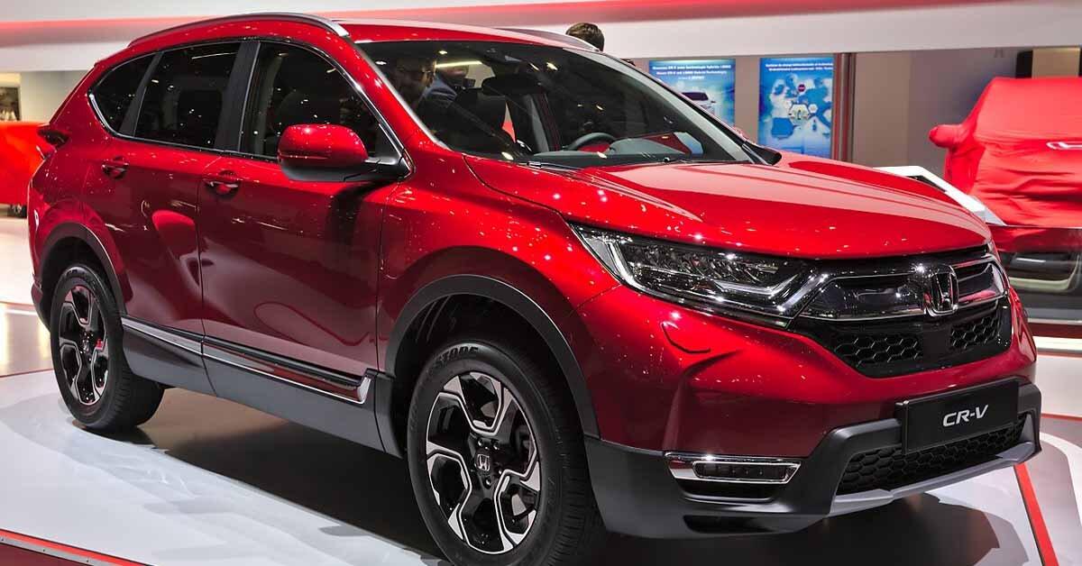 Có nên mua xe SUV Honda CRV không?