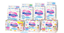 Có nên sử dụng bỉm Merries cho bé không?