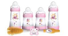 Có nên sử dụng bình sữa Mam cho bé?