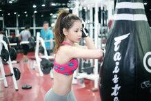 Có nên sử dụng mỹ phẩm khi tập gym?