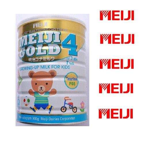 Có nên sử dụng sữa bột Meiji Gold 4 cho bé trên 3 tuổi không ?