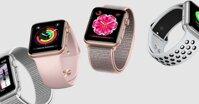 Có những dòng đồng hồ thông minh Apple Watch Series 3 nào? có tất cả bao nhiêu màu?