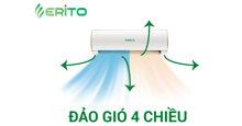 Có những dòng máy lạnh – điều hòa Erito 18000btu 1 chiều và 2 chiều nào mới ra mắt thị trường ?