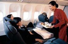 Có những hạng ghế nào trên một chuyến bay?