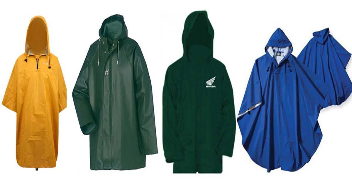 Có những loại áo mưa nào hiện nay?