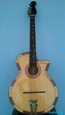 Có những loại đàn guitar nào? (phần 1)