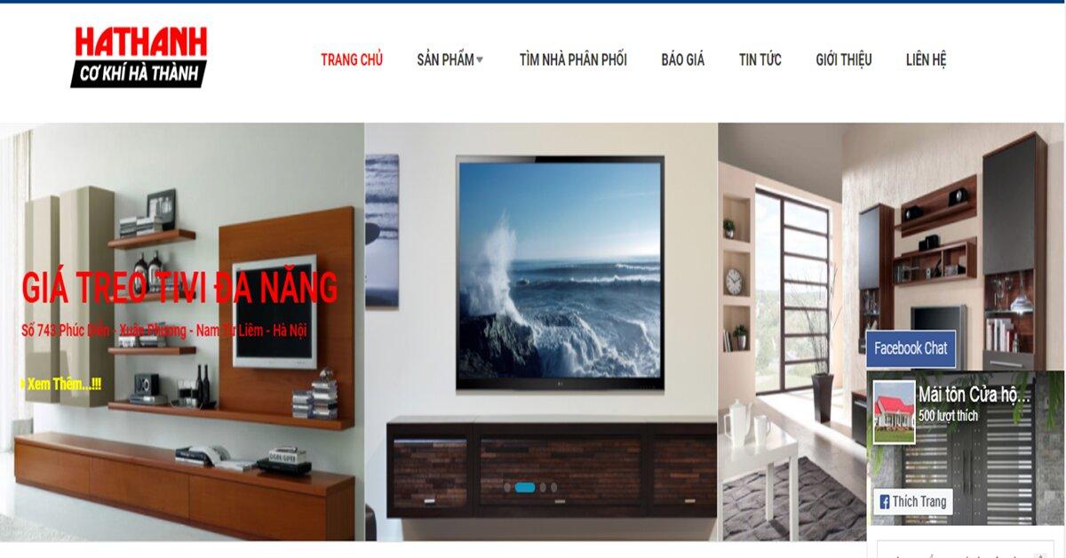 Có những loại kệ treo tivi giá rẻ nào tốt ?
