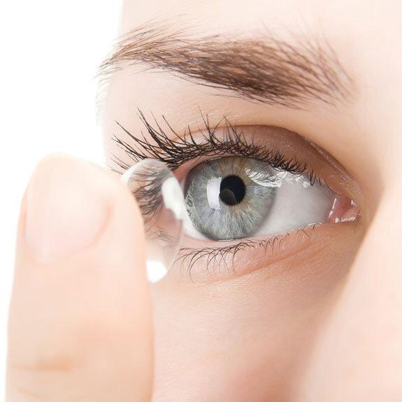 Có những loại kính áp tròng nào?