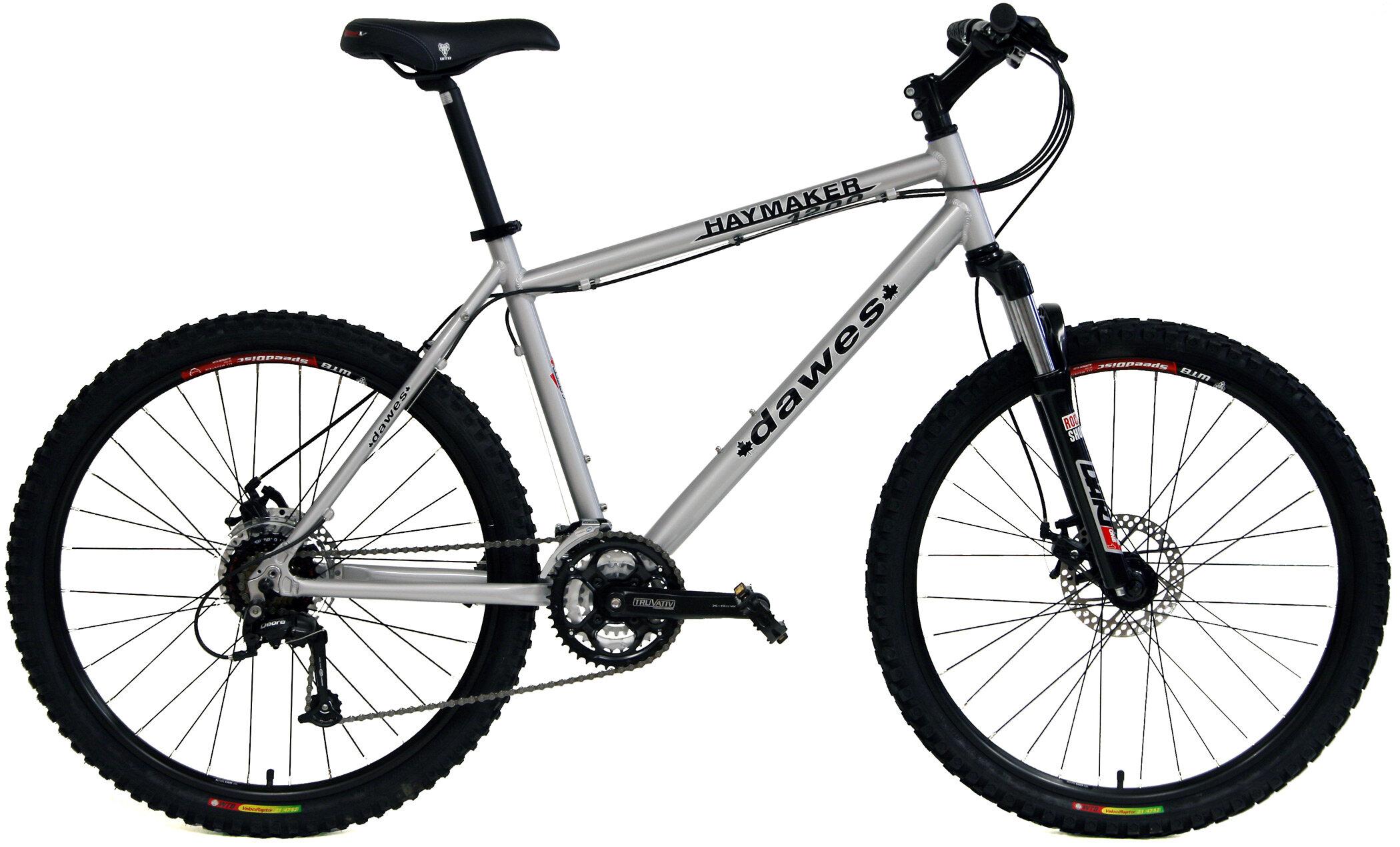 Có những loại xe đạp nào? (Phần 2: Xe đạp MTB)