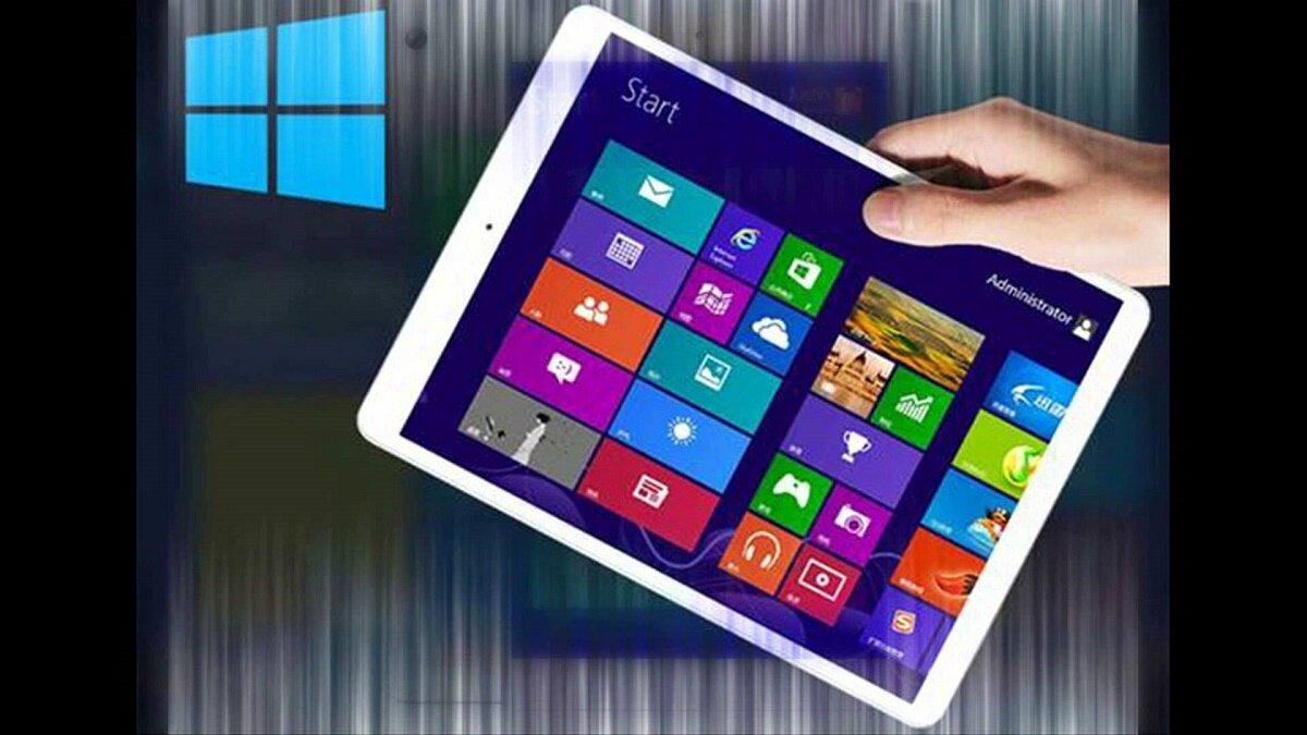 Có những máy tính bảng nào chạy hệ điều hành Windows trên thị trường hiện nay?