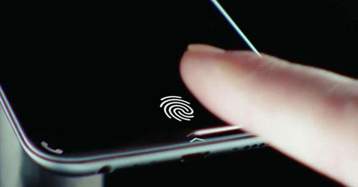 Có những smartphone nào được trang bị khóa vân tay nhúng trên màn hình cảm ứng?