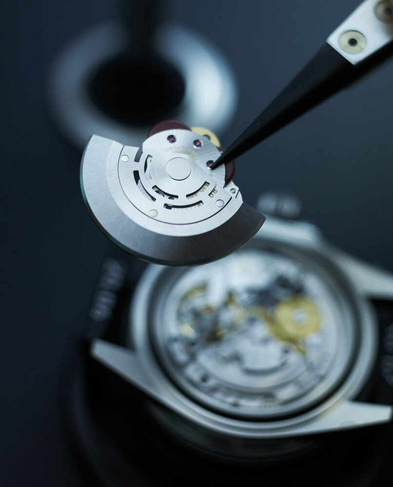 Có thể bạn chưa biết: Đồng hồ Rolex được sản xuất thế nào? (phần 2)