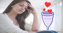 Cốc nguyệt san khiến âm đạo bị rộng và gây vô sinh đúng hay sai ?