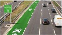 Con đường tạo ra điện: ô tô điện không lo hết điện giữa đường