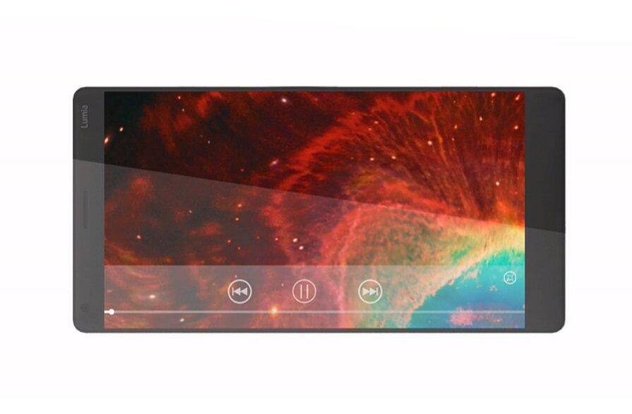 Concept của Microsoft Lumia 1030 chạy Windows 10; camera 41 MP