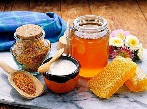 Công dụng của sữa ong chúa