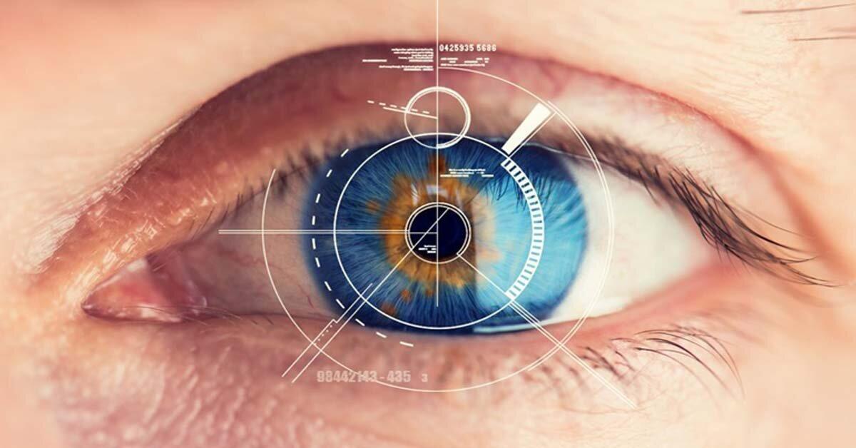 Công nghệ bảo mật điện thoại – smartphone bằng máy quét mống mắt là gì? có an toàn không?