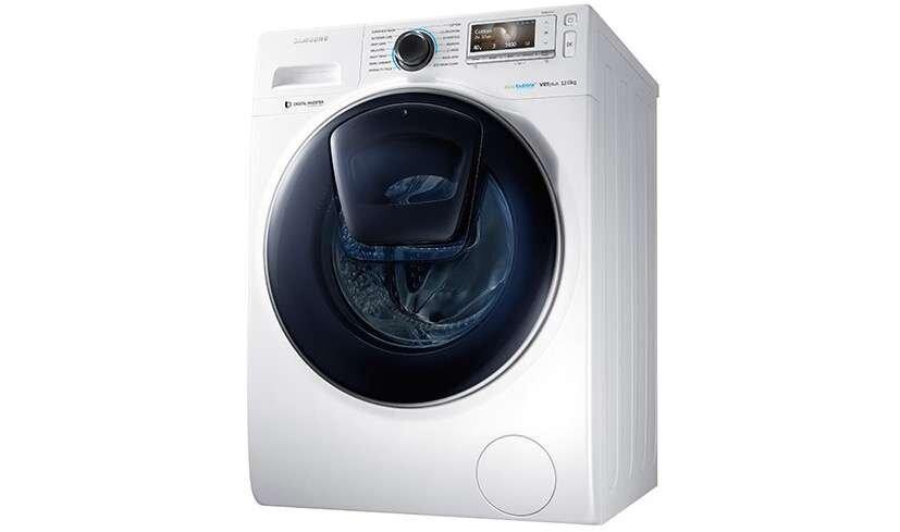Công nghệ cửa phụ trên máy giặt cửa ngang của Samsung