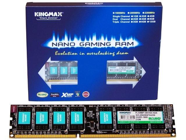 Công nghệ được sử dụng trên Ram Kingmax