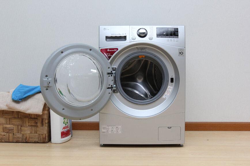 Công nghệ mới nhất của máy giặt Samsung 8kg lồng ngang
