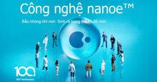 Công nghệ nanoe™ trên máy điều hòa không khí Panasonic là gì?