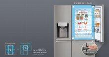 Công nghệ Nature Fresh +™ trên tủ lạnh LG có gì khác biệt ?