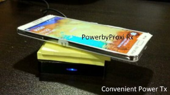 Công nghệ sạc không dây Qi mới giúp điện thoại không cần chạm vào bộ sạc