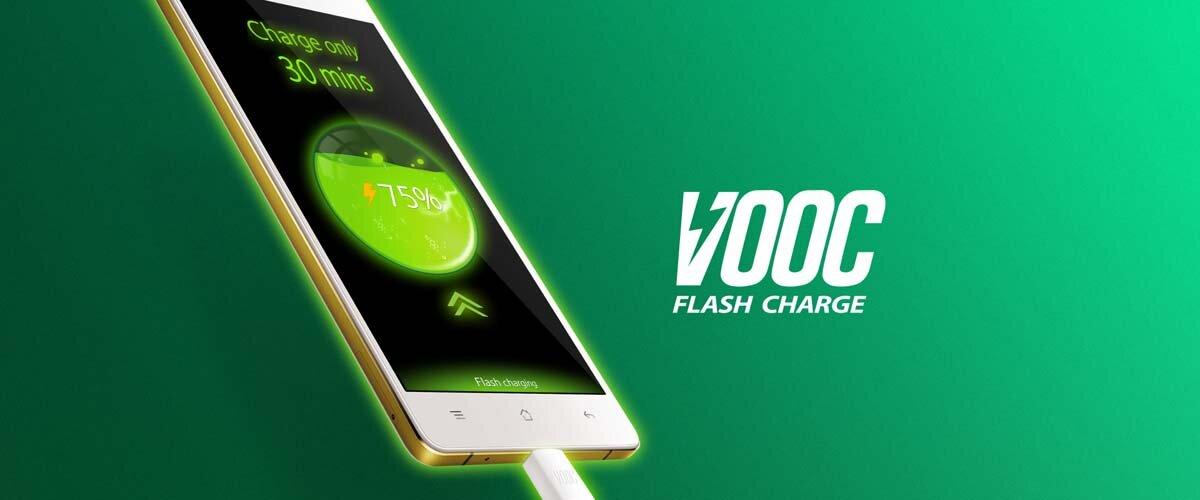 Công nghệ sạc nhanh VOOC trên điện thoại Oppo hoạt động như thế nào?
