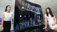 Công nghệ Tivi hiển thị 2 mặt của LG mang tới tương lai cho màn hình OLED