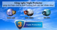 Công nghệ Triple Protect trên tivi Samsung là gì ?