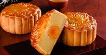 Công thức làm bánh nướng nhân đậu xanh handmade cho Trung Thu 2019