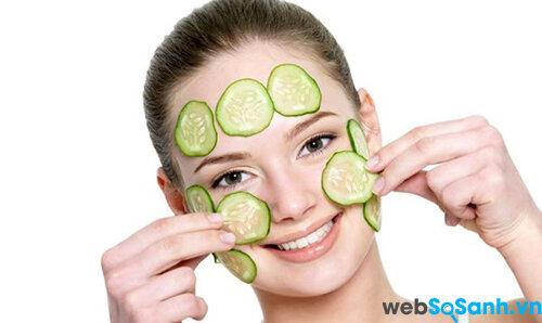 Công thức làm mặt nạ tự nhiên đơn giản mà hiệu quả dành cho da thường, da hỗn hợp và da nhạy cảm