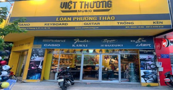 Công ty Loan Phương Thảo - Địa chỉ mua bán âm thanh nhạc cụ uy tín hàng đầu tại Tp HCM