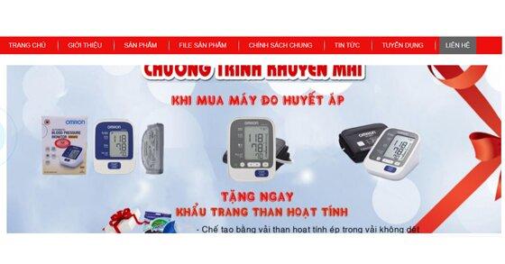 Công ty Thiết Bị Y Tế Phú An - Địa chỉ cung cấp thiết bị y tếcho gia đình