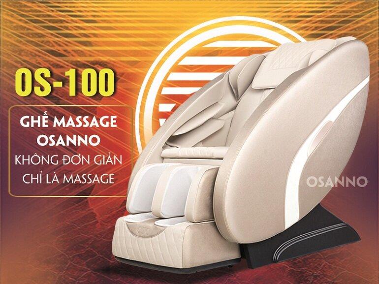 Ghế massage toàn thân OSANNO OS 100