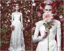 Những mẫu váy cưới tuyệt đẹp cho các cô dâu trong mùa cưới 2016 (phần 1)