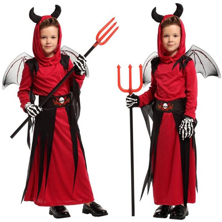 đồ hóa trang halloween cho bé trai